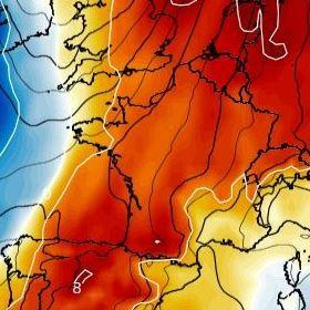 Chaleur estivale remarquable pour une mi-octobre