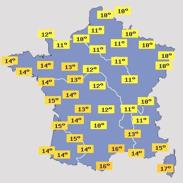 Image d'illustration pour Bref coup de froid dans le nord de la France début mai